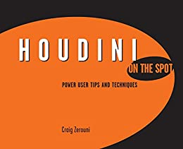 Houdini On the Spot: Power User Tips and Techniques par [Zerouni, Craig]