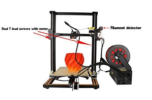Creality 3D CR-10S 3D Printer (3S Touchscreen) - 2