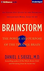 Brainstorm: The Power and Purpose of the Teenage Brain: An Inside-Out Guide to the Emerging Adolescent Mind, Ages 12-24 by Daniel J. Siegel (2015-08-04)