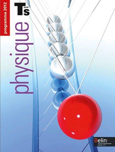 physique-tle-s-programme-2012