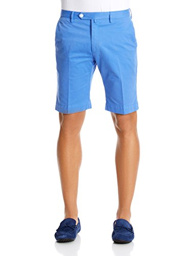 Hackett London Chino Shorts-Pantaloni corti Uomo    blu scuro 37
