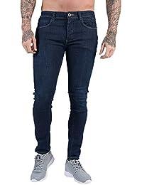 Mens ETO Designer Skinny Super Stretch Reflex Premium Stylish Denim Pants Jeans 5 Washes