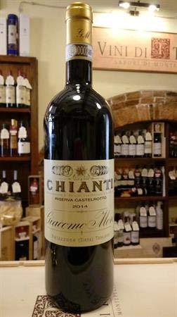 CHIANTI DOCG RISERVA 2014 CASTELROTTO LT 0,750