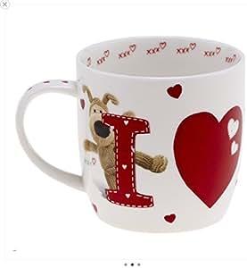 Boofle Mug - I Love You
