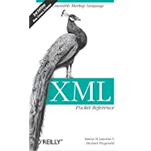 XML Pocket Reference: Extensible Markup Language (Pocket Reference (O'Reilly))
