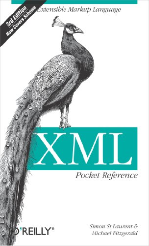 XML Pocket Reference: Extensible Markup Language (Pocket Reference (O'Reilly)) (English Edition)