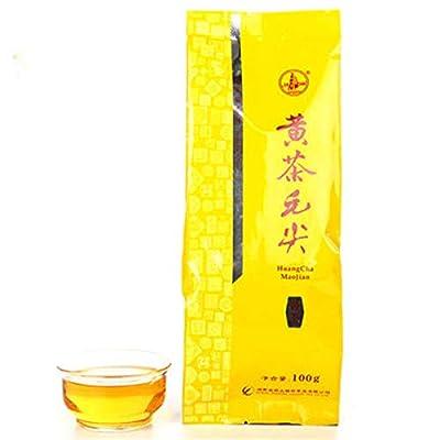 100g ?0,22LB? Thé jaune Mao Jian Thé chinois Thé nouveau parfumé Thé sain Thé nouveau thé Fleurs thé Thé vert Aliments verts Tisane