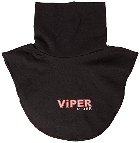 VIPER MOTO Accessories  Motorrad-Zubehör Schutzkleidung Brustpanzer Halswärmer, Black, One