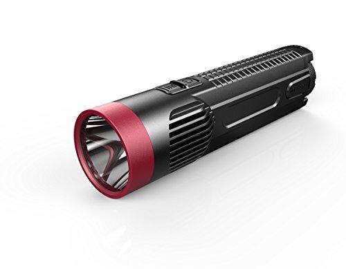 Preisvergleich Produktbild NiteCore EC4GT XP-L HI LED Taschenlampe 1000 Lumen limited Edition ROT