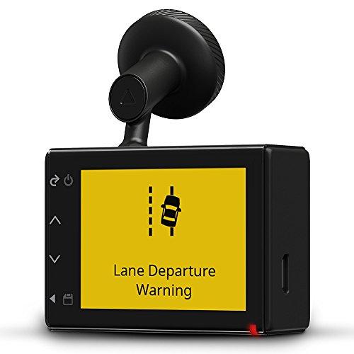 Garmin Dash Cam 45, Videocamera per Veicolo, 1080p, Nero