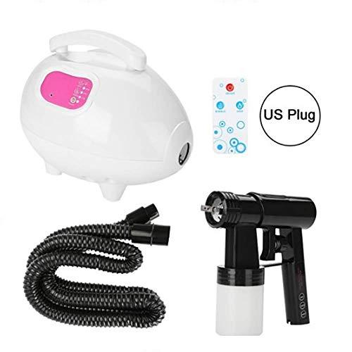 LZDYC Sunless Spray Bräunungsmaschine und Bleaching, elektrische Zerstäubung und Heizung Funktion Spritzpistole Mechanismus Lederanzug-System, geeignet für Selbstbräuner -