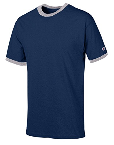 champion-camiseta-deportiva-manga-corta-para-hombre-navy-oxford-gray