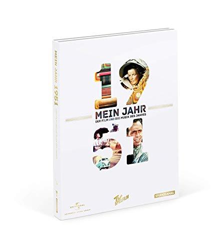 Humphrey Bogart African Queen (Mein Jahr 1951 / African Queen + Die Musik des Jahres (+ CD))
