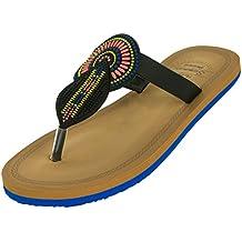 Beppi Sandalias Mujer Bohemia | Zapatos De Playa De Verano | Zapatillas De Baño | Babucha