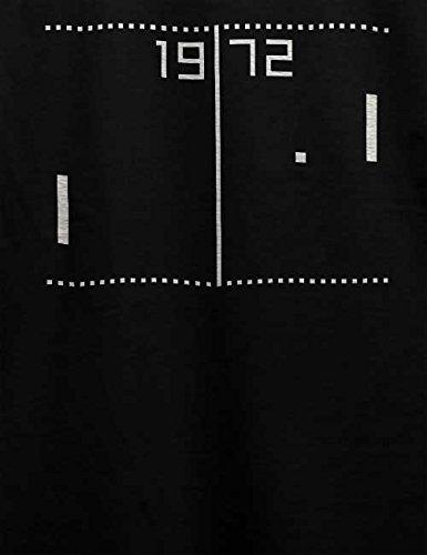 Pong 1972 T-Shirt Schwarz