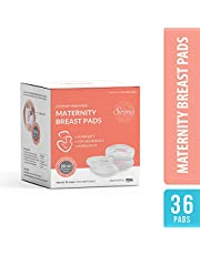 Sirona Disposable Maternity Breast Pads - 30 + 6 Pads