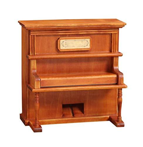 Arbre Caja Musical Vintage Caja de música,