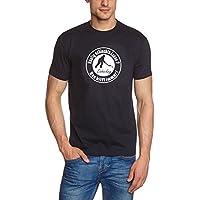 Hockey su ghiaccio T-shirt–spesso cattiva umore? Hockey su ghiaccio. Il aiuta sempre.–T-shirt s–XXXL diversi colori, blu navy, XXL