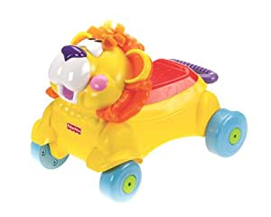 Fisher Price - Premier âge - Le Trotteur Lion