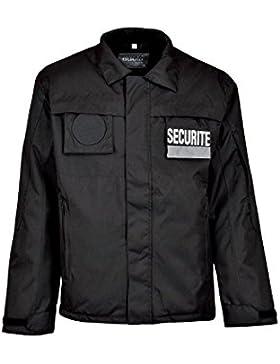 City Guard - Abrigo - para hombre negro medium