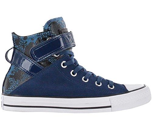 Basket, couleur Noir , marque CONVERSE, modèle Basket CONVERSE 549579C CT BREA Noir Blau (Blau-Weiß)