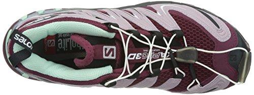 Salomon XA PRO 3D Damen Traillaufschuhe Violett