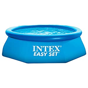 Intex Easy Set 28110NP Piscina Rotonda 244 x 76 cm