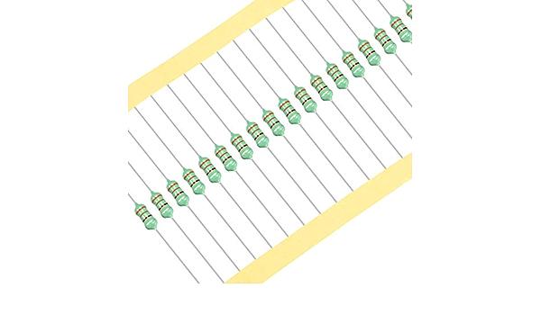 Sourcing Map 25 Stück 4700 Uh 0512 Dip Farbe Rad Drosselspule Induktivität 1 Watt Gewerbe Industrie Wissenschaft