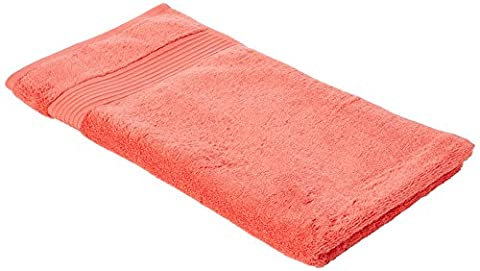 Deyongs 1846 Bliss Pima Cotton Hand Towel, Coral