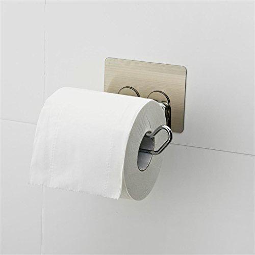 Stärke traceless Paste Handtuchhalter Badezimmer Tissue Box Toilette Rollenhalter Handschale Toilettenpapierhalter Punch Einfache Installation