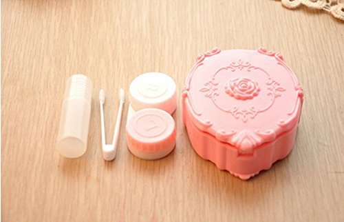 adecco-llc-rose-design-contact-lenses-case-holder-storage-box-for-home-and-travel-with-mirror-pink-b