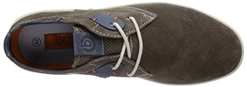 Bugatti D9131PR3 Herren Sneakers Braun (taupe 182)