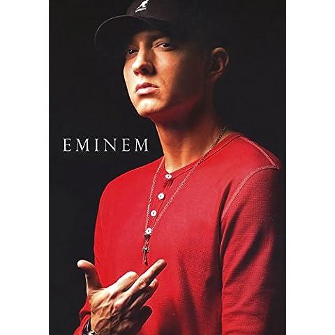 EMINEM-12-, rapper-Musica-arist-icon-Poster, formato A3, con