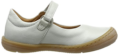 FRODDO Froddo Mary Jane Shoe G3140061-6, Mary Jane fille Weiß (White)