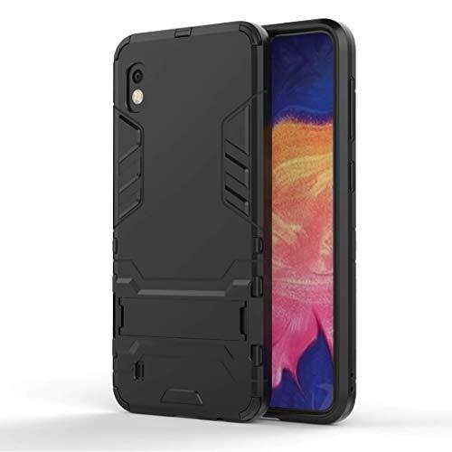 3276a570884 AOBOK para Samsung Galaxy A10 Funda, Moda Armadura Carcasa Shock Absorción  Proteccion, Anti-Scratch, Soporte Plegable Funda Case para Samsung Galaxy  A10 ...