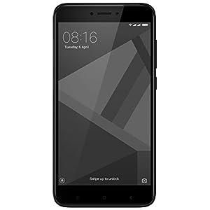Redmi 4 (Black, 32 GB)