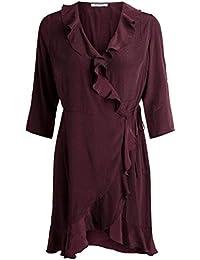 bodyright schlichtes Kleid Damen Shaping-Kleid Minikleid Grau kurz SALE