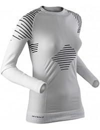 X-Bionic Erwachsene Funktionsbekleidung Lady Invent UW Shirt Long SL