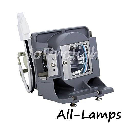 All-lamps 5J. Jcw05.001lampe ampoule lampe de projecteur avec boîtier d'origine pour BenQ ES500/Ex501
