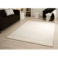 Steffensmeier Short Pile Cambridge Young Rug | Wonderful Effect at a Sensational Price in Light Grey, Gut Certified, Size: 200x300 cm (6