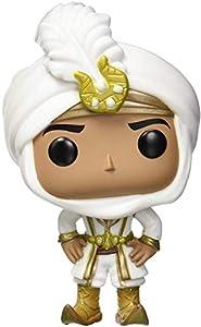 Funko- Pop Vinilo: Disney: Aladdin (Live Action): Prince Ali Figura Coleccionable, Multicolor (37023)