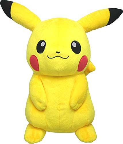 Pokemon Pocket Monsters All Star Collection Pikachu Plüschtier (Pokemon Pikachu Plüschtier)