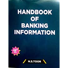 Handbook Of Banking Information 48th edition BY NS TOOR