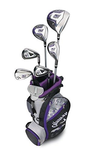 Callaway Xj Junior Hot 9-12 Years Girl - Golf Club Set