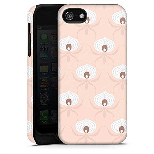 Apple iPhone X Silikon Hülle Case Schutzhülle Spinne Kunst Muster Tough Case matt