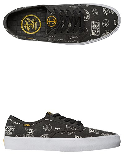 Vans Aldrich Sf, Baskets Basses homme (captain fin) b
