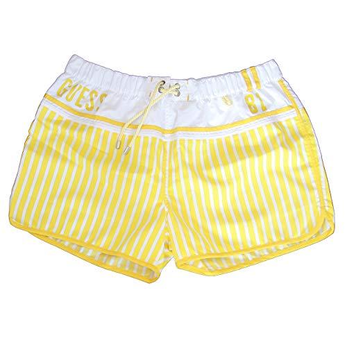 7ad2333a50 GUESS Beachwear Swim Shorts Width Swimming Trunks Short Shorts Size M L XL  Swimwear - Multicolour -