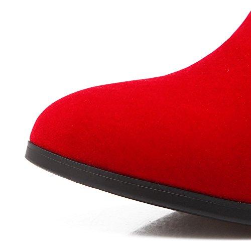 Chukka BalaMasa Stivali Stivali BalaMasa Chukka donna BalaMasa Red Stivali Chukka Red donna AHwOznOq
