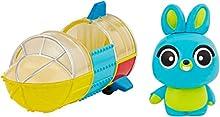 Disney Pixar Toy Story 4, mini-figurine Bunny et une fusée de carnaval, jouet miniature pour enfant, GGP62