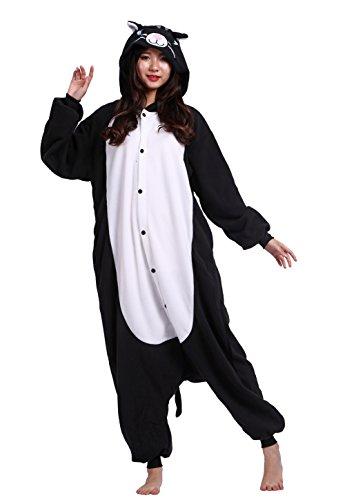 Pyjama Party Kostüm Für Erwachsene - Wamvp Halloween Kostüme Jumpsuit Pyjama Schlafanzug